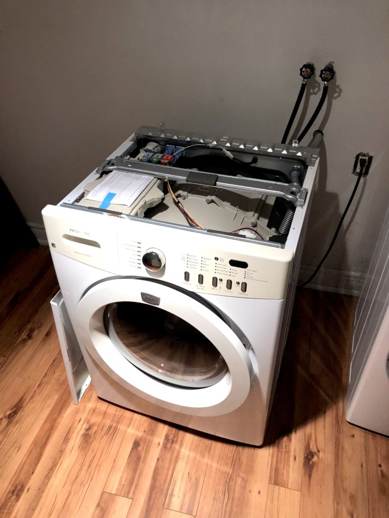 washing machine dryer maydone appliance repair installation services gta toronto