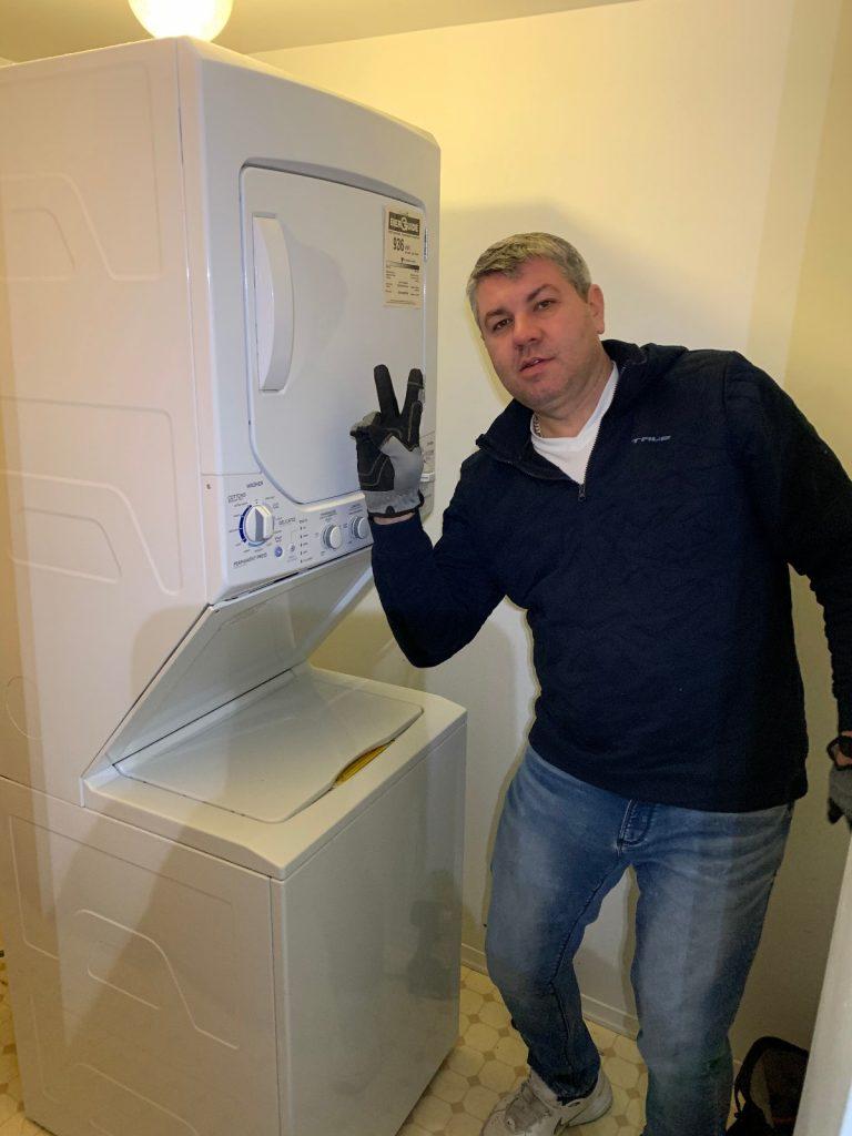 dryer maydone appliance repair installation services gta toronto