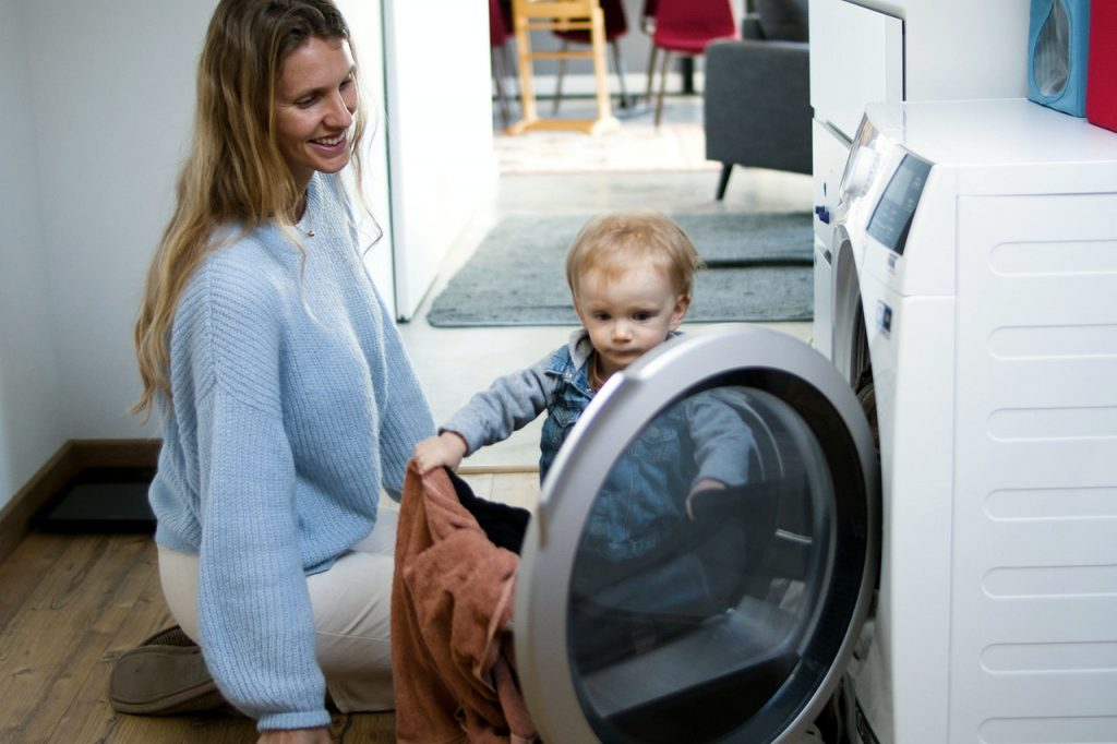 A quick guide to fixing common appliance problems for the washing machine, dryer, and more!