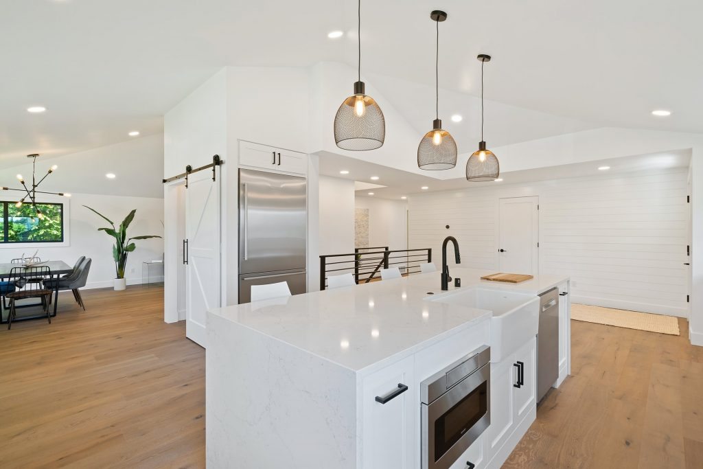 What are the basic appliances a new home needs?